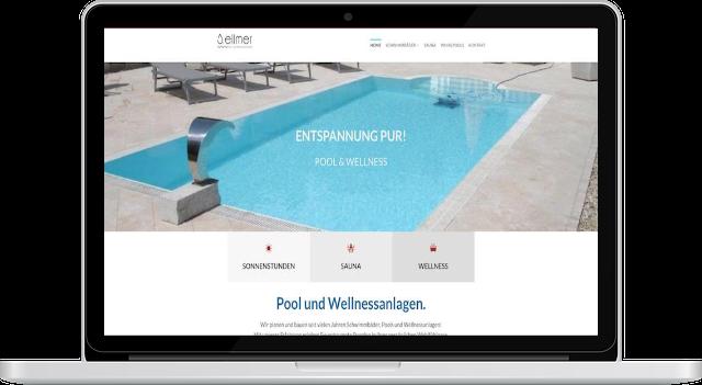Firmenwebseite mit Amazon Affiliate Shop